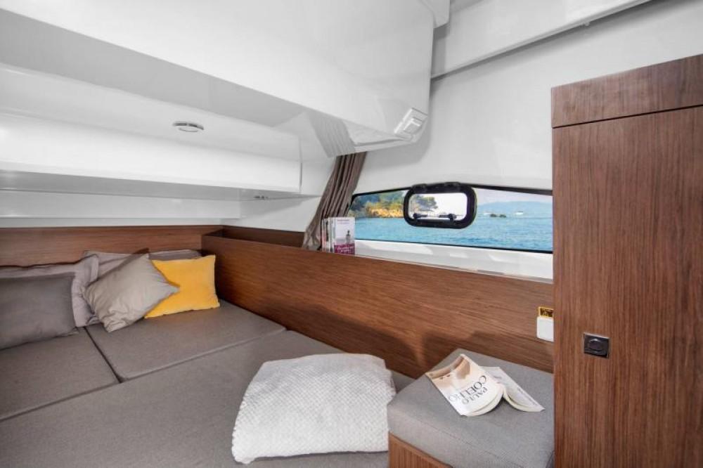 Rental yacht Grad Zadar - Jeanneau Merry Fisher 1095 on SamBoat