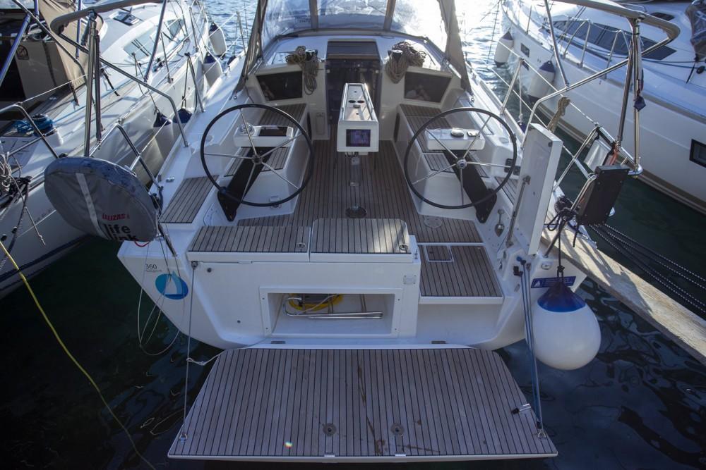 Boat rental Primorsko-Goranska Županija cheap Dufour 360 GL - 3 cab.