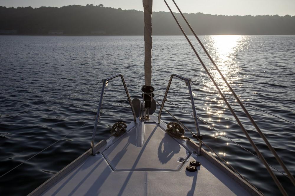 Hire Sailboat with or without skipper Dufour Primorsko-Goranska Županija