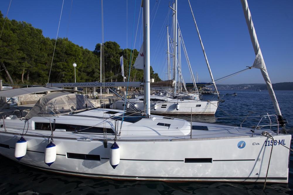 Boat rental Primorsko-Goranska Županija cheap Dufour 412 Grand Large