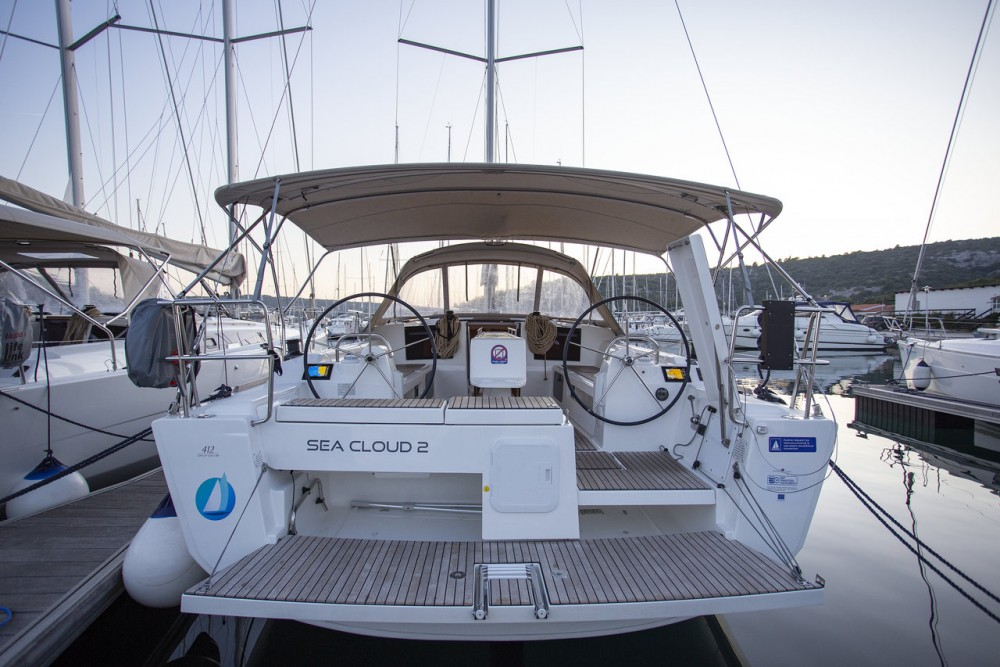 Boat rental Pula cheap Dufour 412 GL