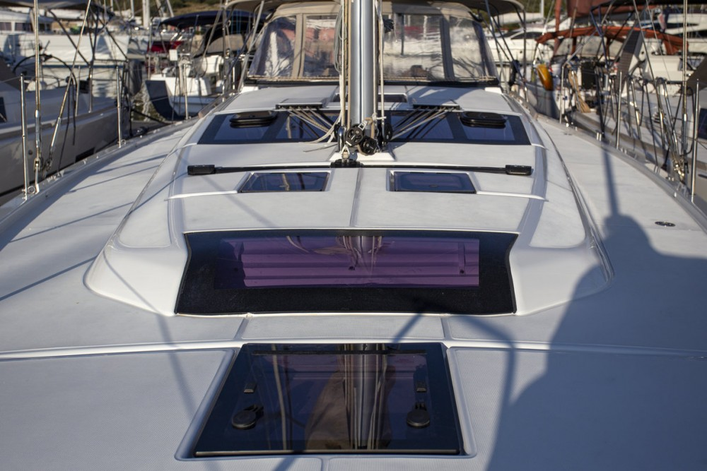 Boat rental Dufour Dufour 430 GL in  on Samboat