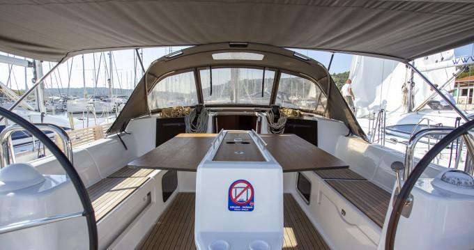 Rental yacht Città di Pola - Dufour Dufour 460 GL on SamBoat