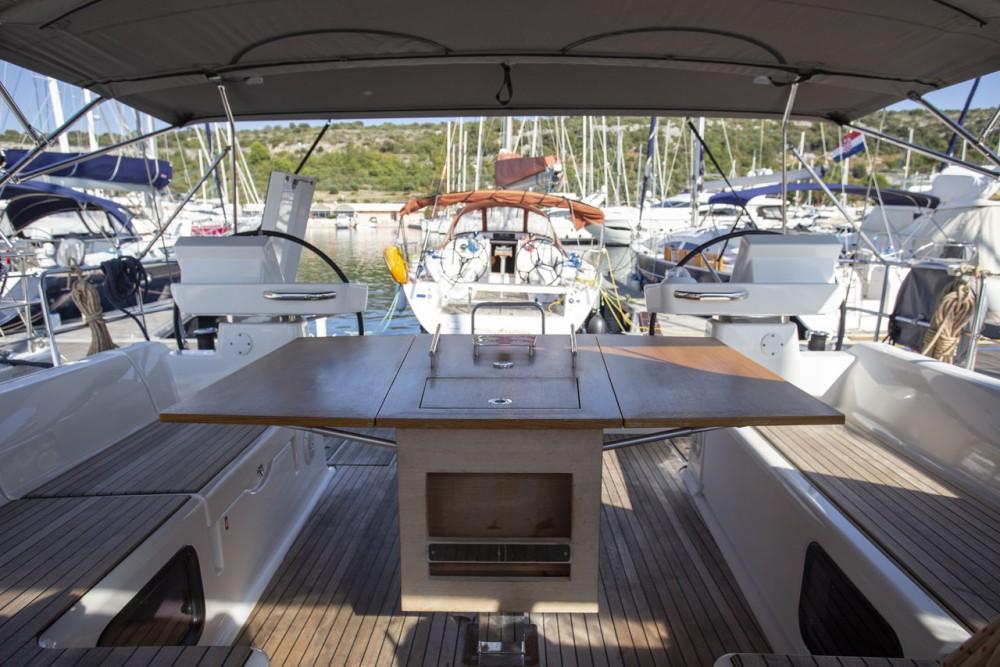 Rental Sailboat in  - Dufour Dufour 520 GL