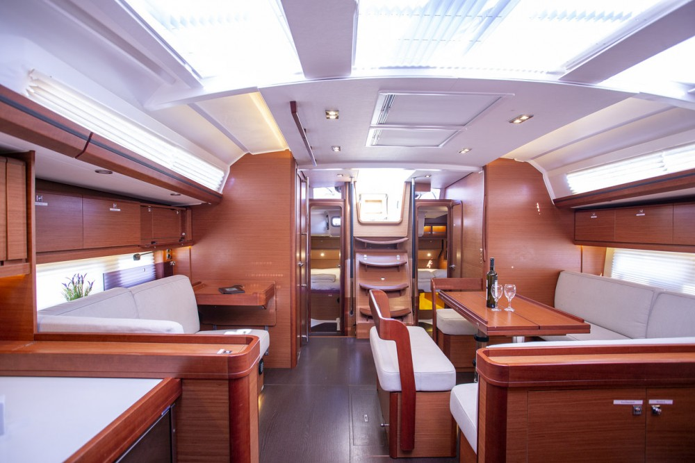Rental yacht  - Dufour Dufour 520 GL on SamBoat
