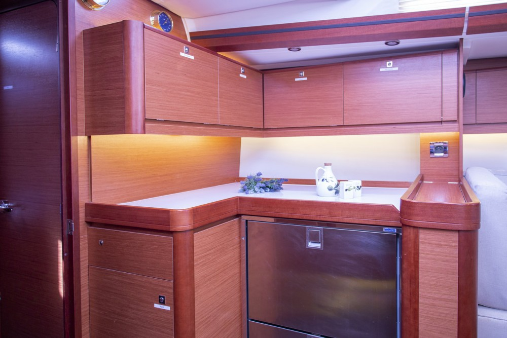 Rental yacht Grad Pula - Dufour Dufour 520 GL on SamBoat