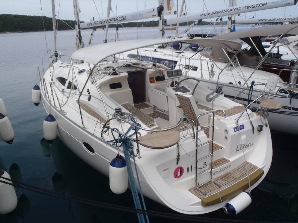 Rental Sailboat in Primošten - Elan Elan 384