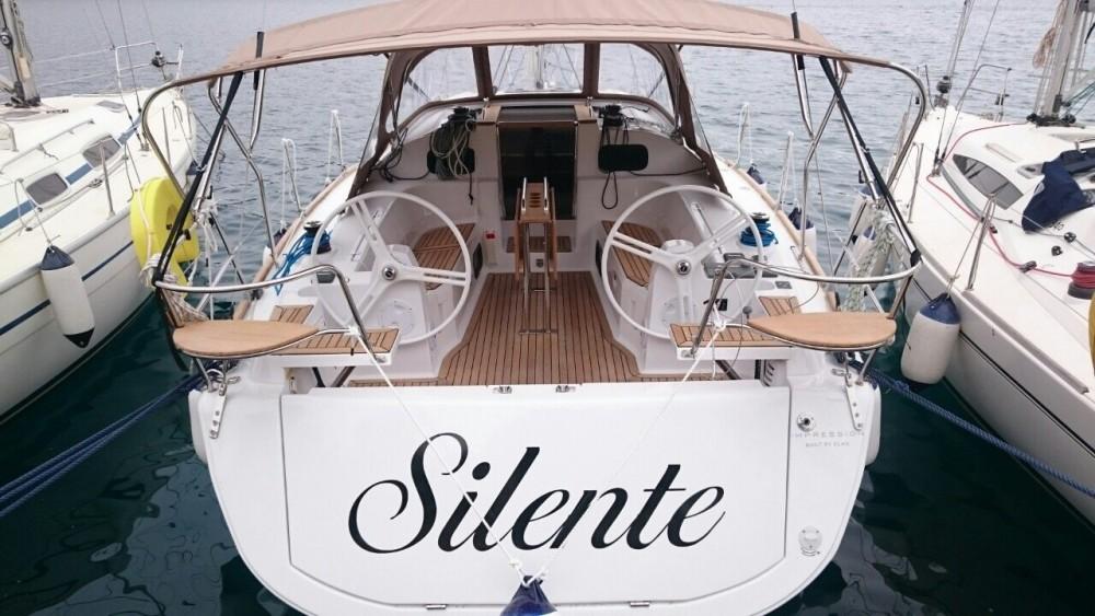 Boat rental Primošten cheap Elan Impression 40
