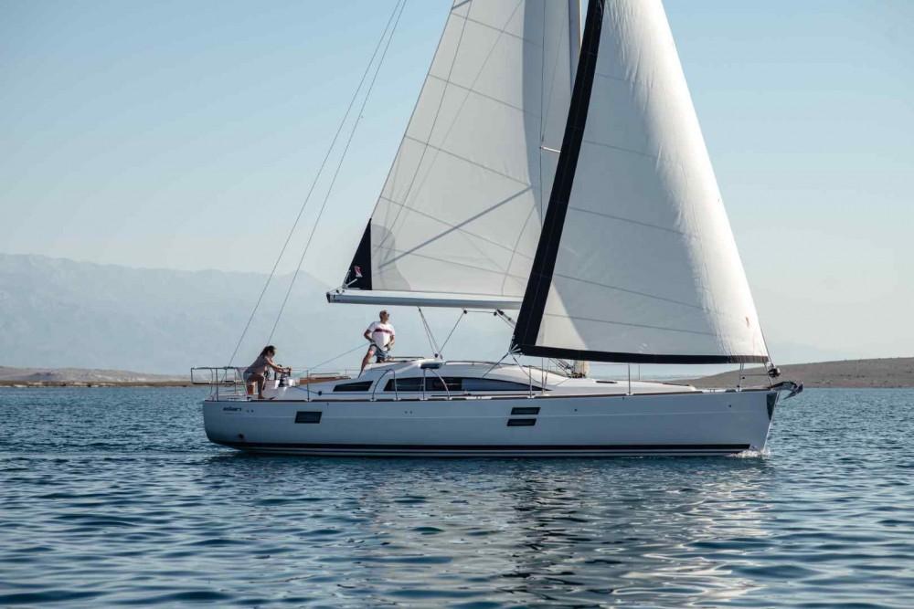 Rental Sailboat in Grad Pula - Elan Elan Impression 40.1
