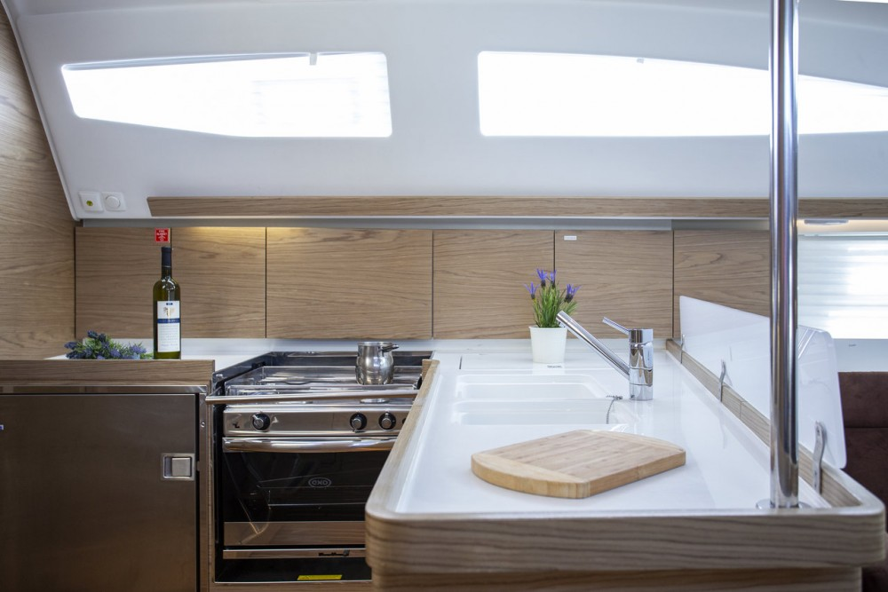 Rental yacht Primošten - Elan Elan Impression 45 on SamBoat