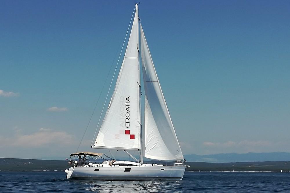 Rental Sailboat in Grad Pula - Elan Elan Impression 50