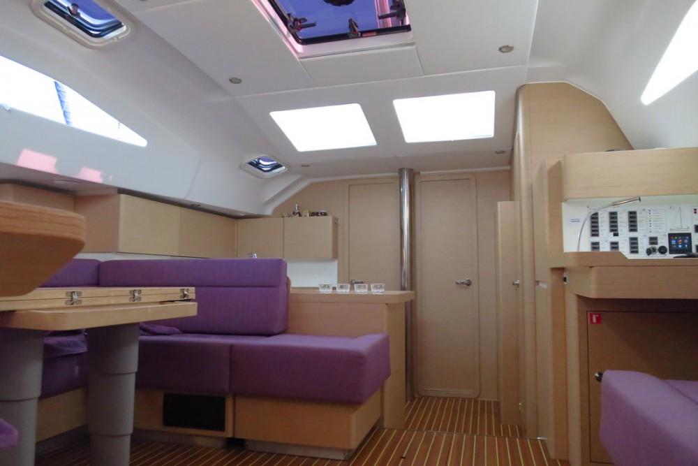 Rental yacht Grad Pula - Elan Elan Impression 50  on SamBoat