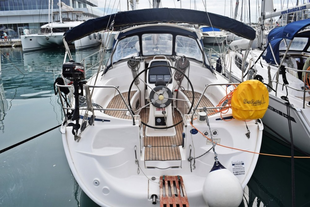 Boat rental Croatie cheap Cruiser 33