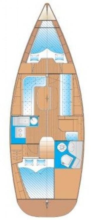 Boat rental Bavaria Cruiser 33 in Marina Kaštela on Samboat