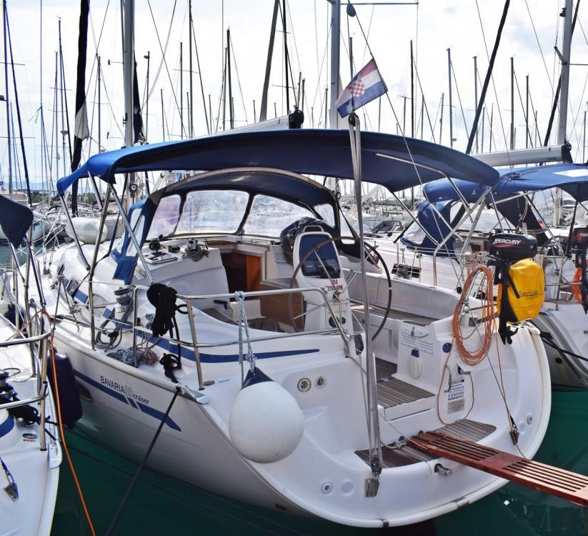 Boat rental Marina Kaštela cheap Cruiser 39
