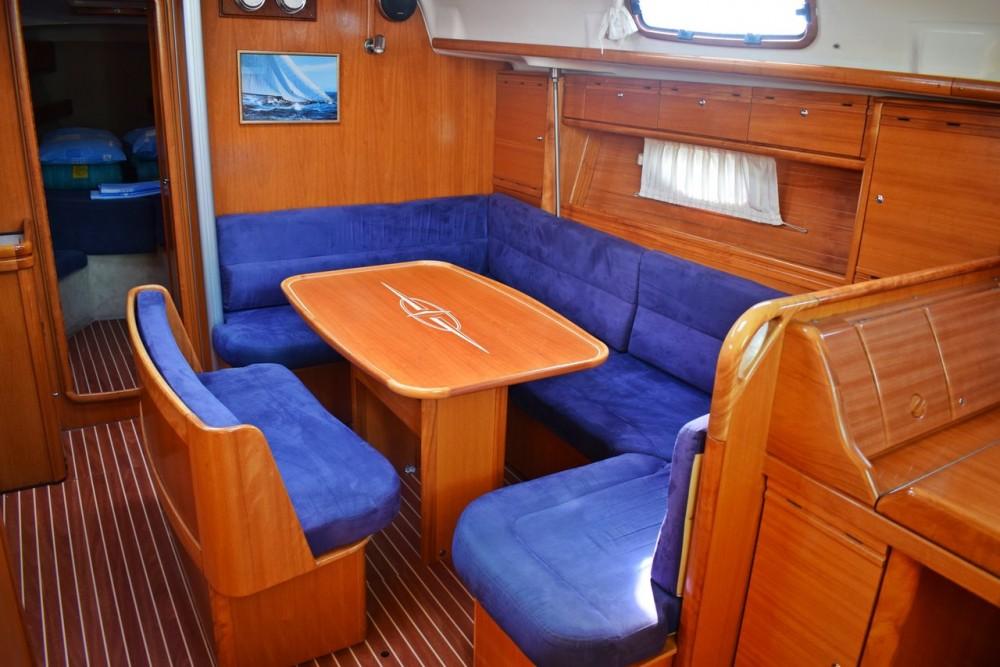 Bavaria Cruiser 39 between personal and professional Marina Kaštela