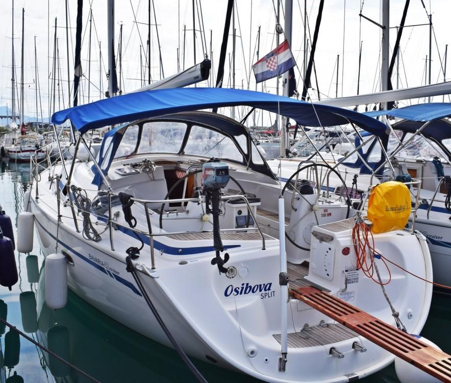 Rent a Bavaria Cruiser 42 Croatia