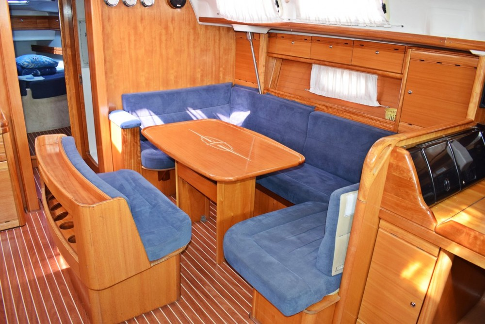 Boat rental Croatia cheap Cruiser 46