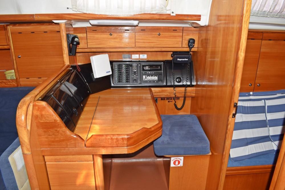 Rental Sailboat in Marina Kaštela - Bavaria Cruiser 46