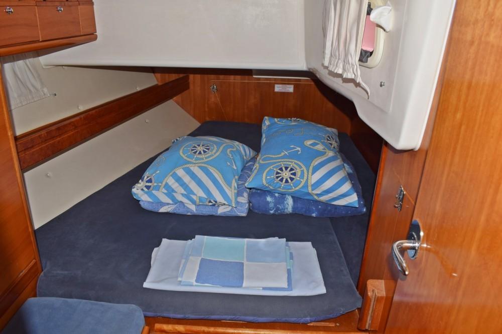 Bavaria Cruiser 46 between personal and professional Marina Kaštela