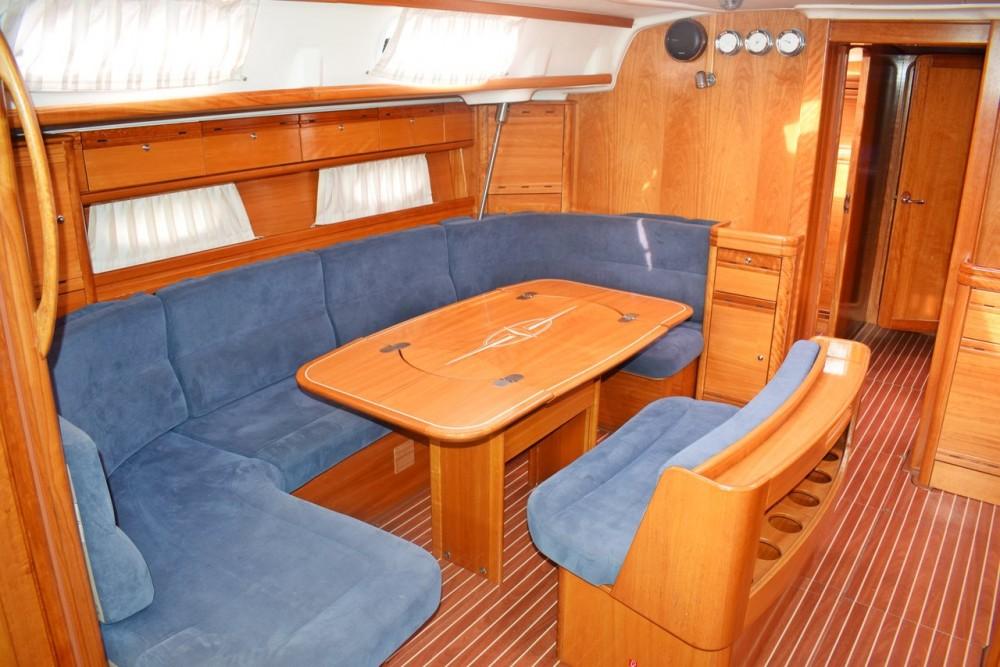 Bavaria Cruiser 50 between personal and professional Marina Kaštela