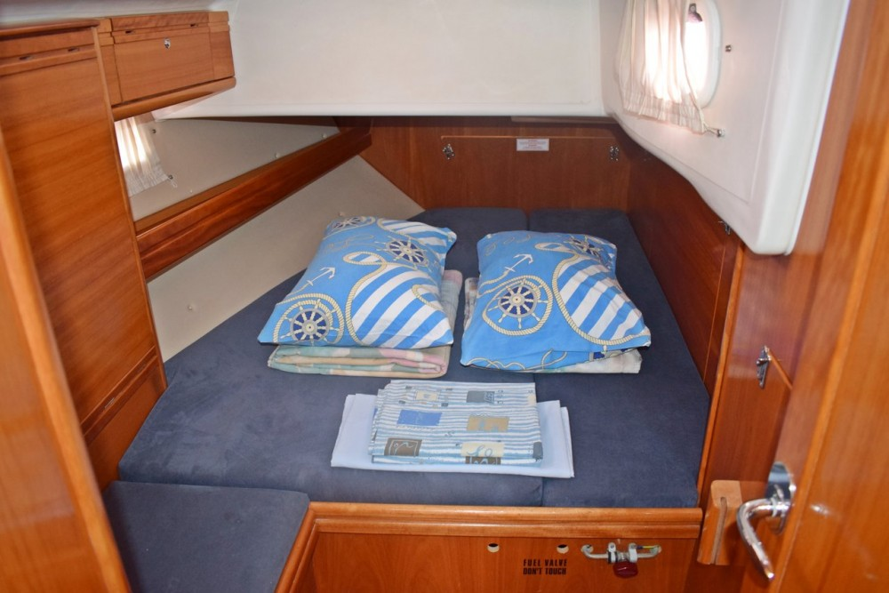 Rental Sailboat in Marina Kaštela - Bavaria Cruiser 50