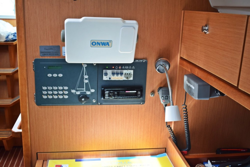 Rent a Bavaria Cruiser 36 Croatia