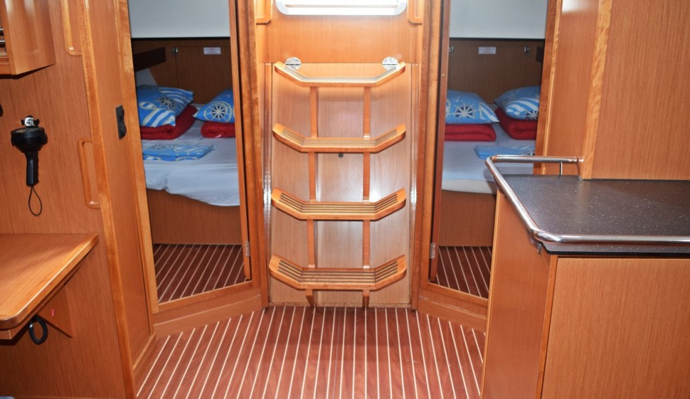 Rental yacht Croacia - Bavaria Cruiser 45 on SamBoat