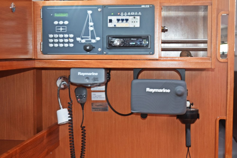Rental Sailboat in Croacia - Bavaria Cruiser 45