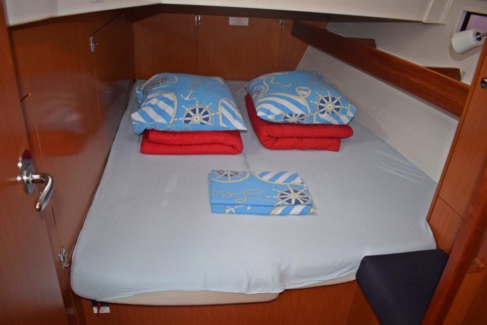 Bavaria Cruiser 45 between personal and professional Croacia
