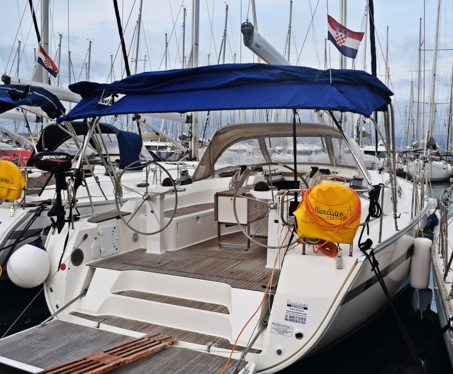 Rental yacht Croatia - Bavaria Cruiser 45 on SamBoat