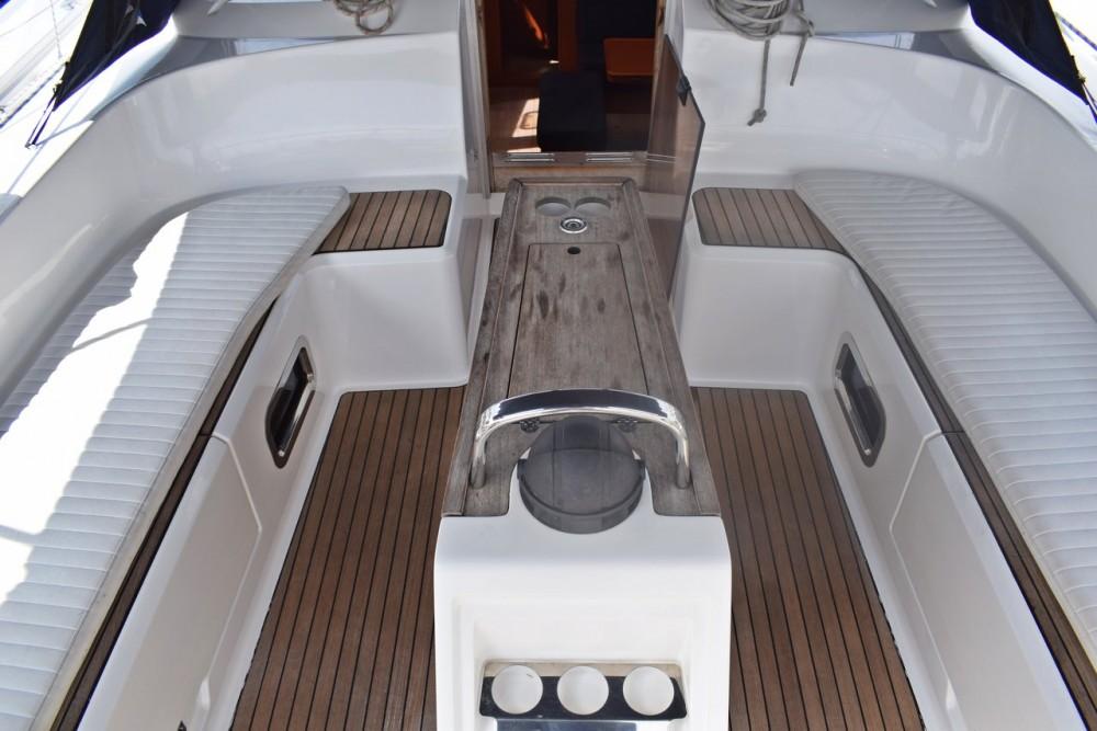 Bavaria Cruiser 51 between personal and professional Marina Kaštela