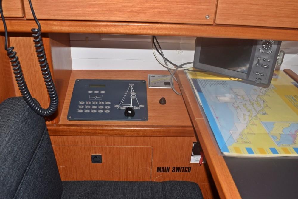Rental Sailboat in Marina Kaštela - Bavaria Cruiser 51