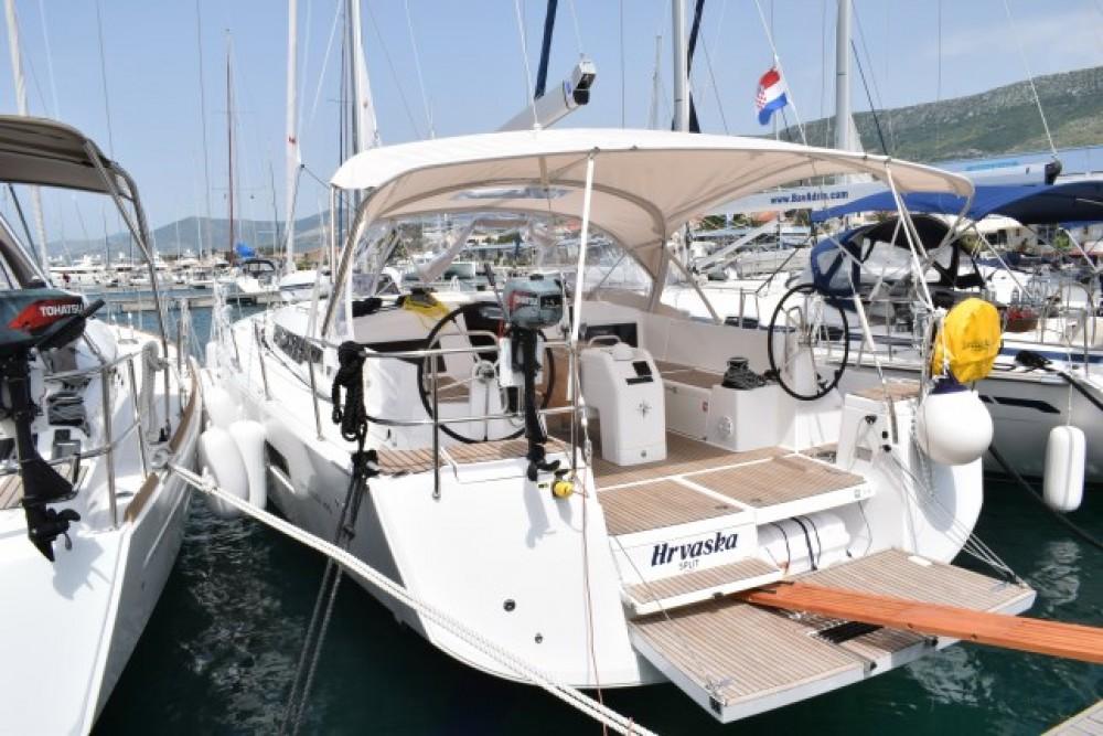 Jeanneau Sun Odyssey 490 - 5 + 1 cab. between personal and professional Croatia
