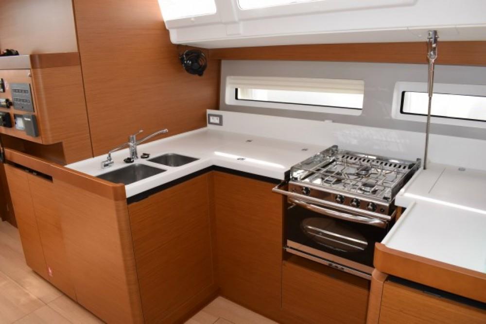 Boat rental Croatia cheap Sun Odyssey 490 - 5 + 1 cab.