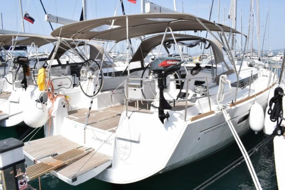 Boat rental Croatia cheap Sun Odyssey 519 - 5 + 1 cab.
