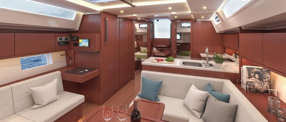 Boat rental Péloponnèse cheap C 45
