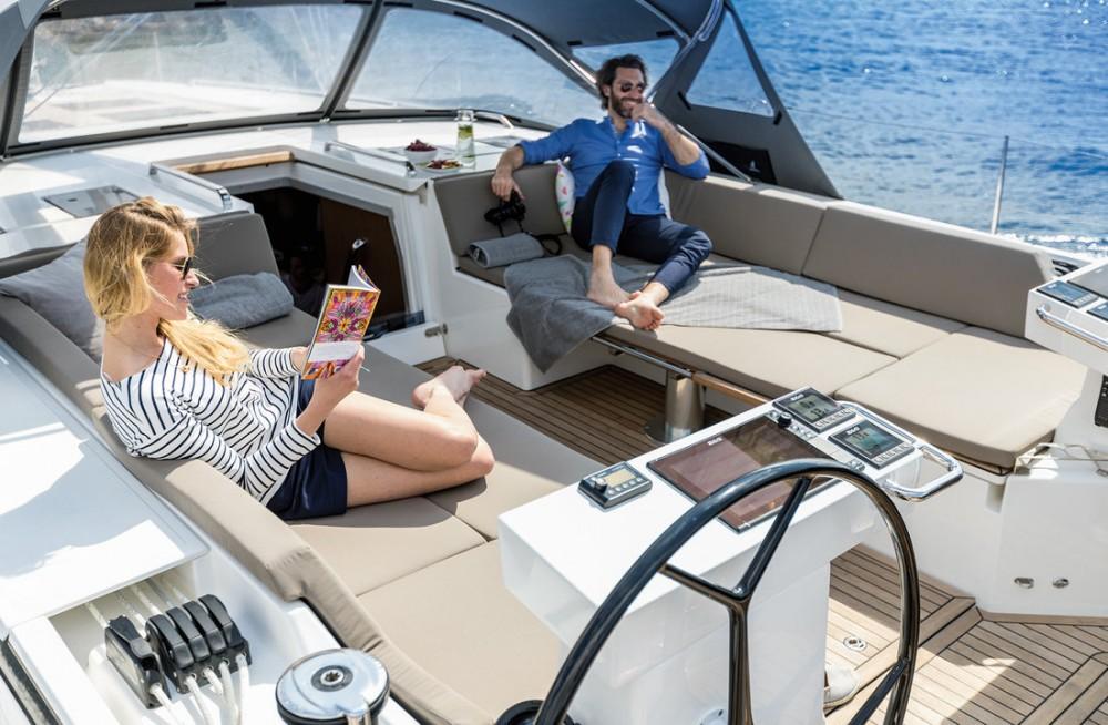 Boat rental Bavaria Bavaria C57 Style- 5 cab. in Peloponnese on Samboat
