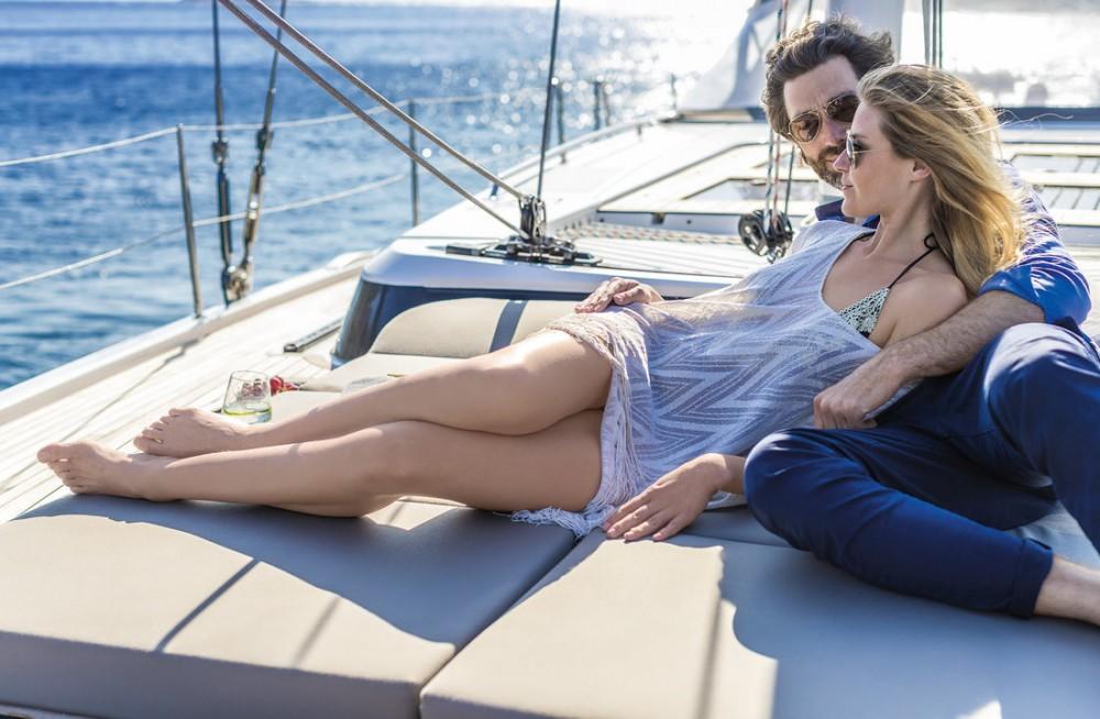 Boat rental Peloponnese cheap Bavaria C57 Style- 5 cab.