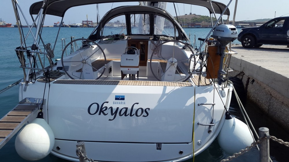 Rental Sailboat in Peloponnese - Bavaria Cruiser 46
