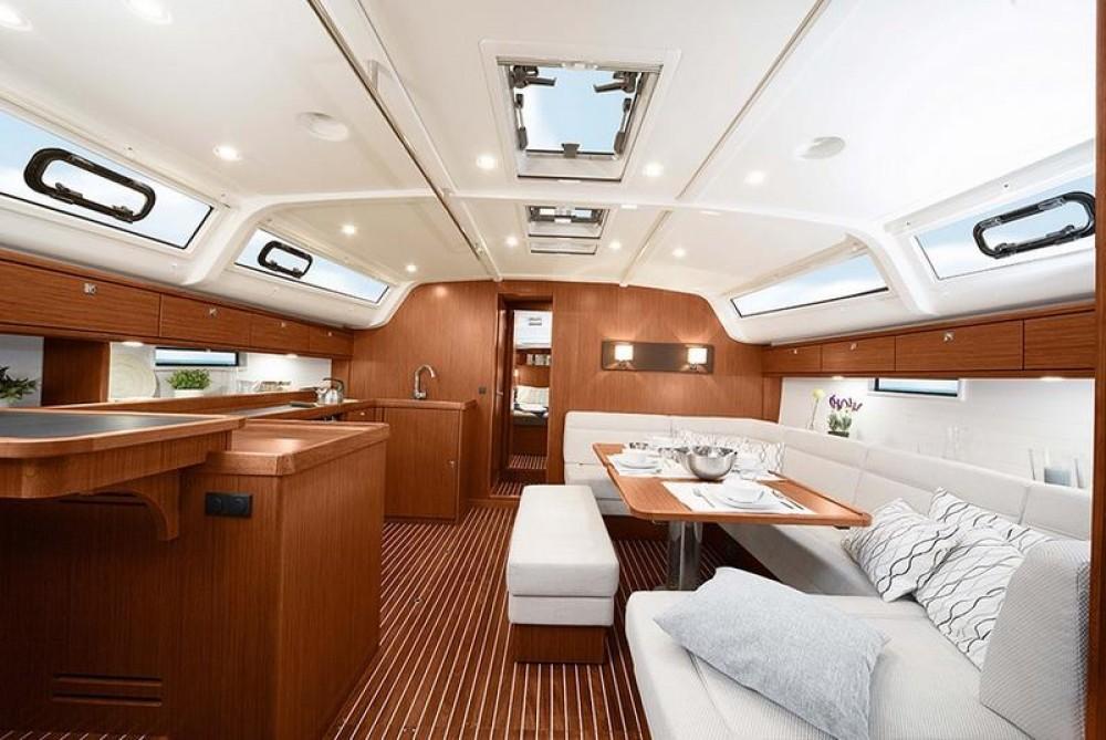 Rental yacht Peloponnese - Bavaria Cruiser 51 on SamBoat