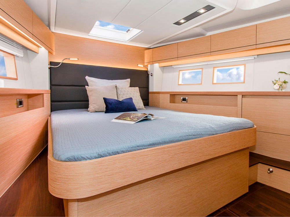 Hanse Hanse 548 - 4 + 1 cab. between personal and professional Peloponnese