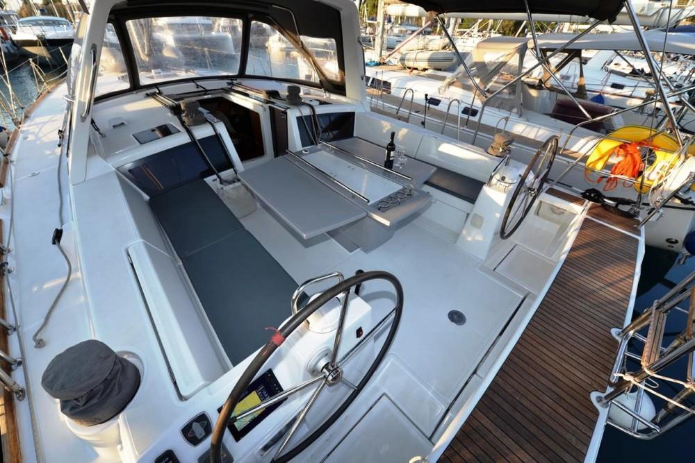 Rental yacht Péloponnèse - Bénéteau Oceanis 48 - 5 cab. on SamBoat