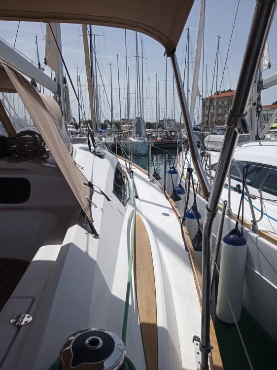 Elan Elan 444 Impression between personal and professional Zadar