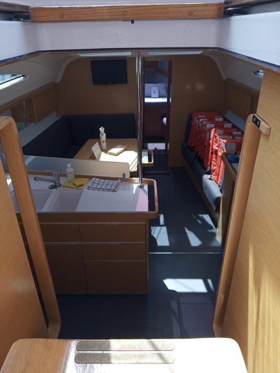 Boat rental Zadar cheap Elan 444 Impression