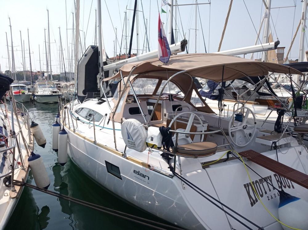 Rent a Elan Elan Impression 45 Zadar