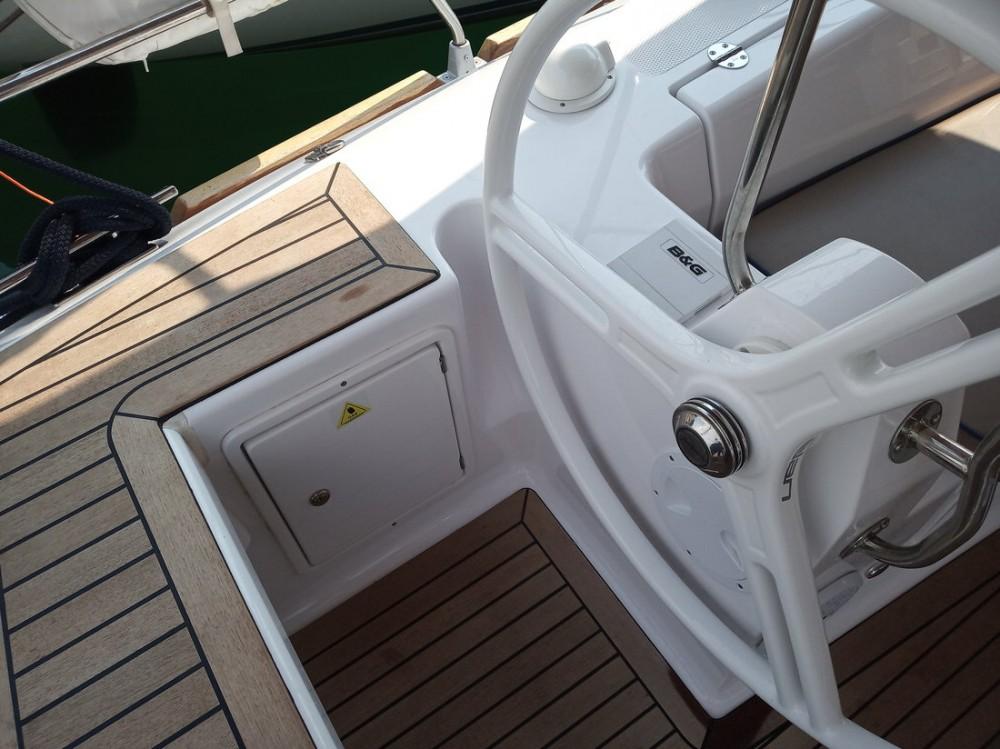 Boat rental Zadar cheap Elan Impression 45