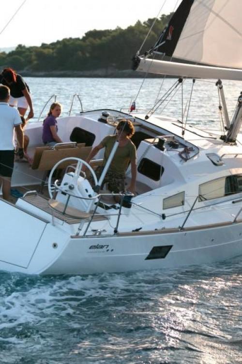 Elan Elan Impression 45.1 between personal and professional Zadar