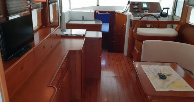 Bénéteau Swift Trawler 42 between personal and professional Zadar