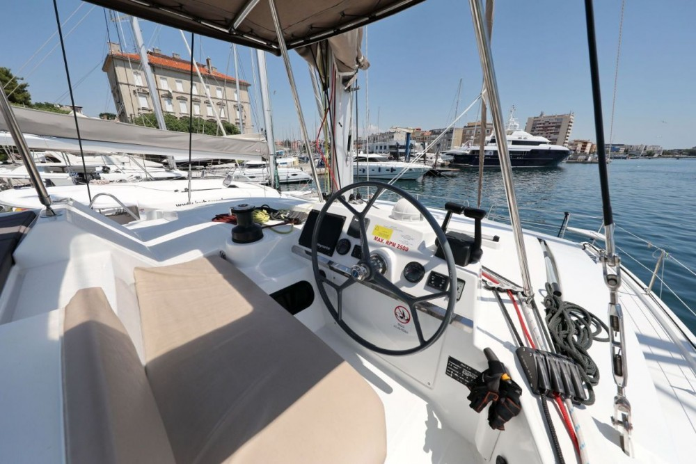 Hire Catamaran with or without skipper Catana Grad Zadar